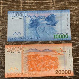 Comprar Pesos Chilenos