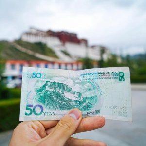 Comprar Yuan Chino