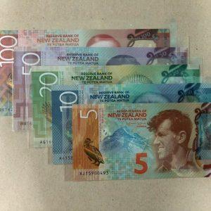 Comprar dólar neozelandés