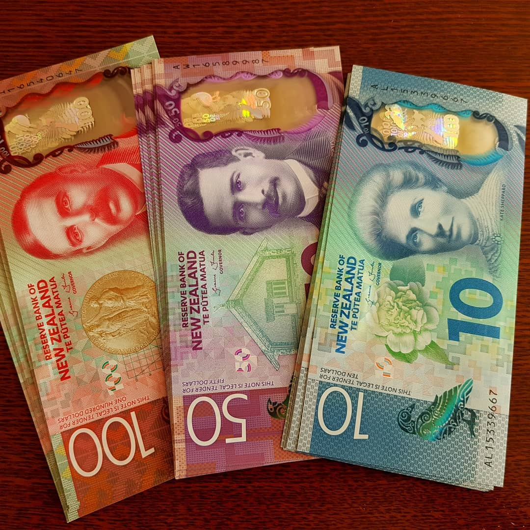 Buy New Zealand Dollar - Quality Counterfeit Notes
