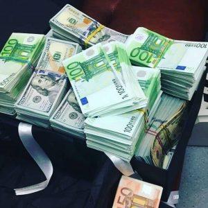 Comprar billetes de euro
